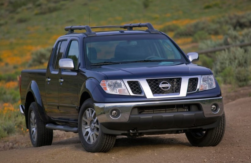 2009 Nissan Frontier Owners Manual