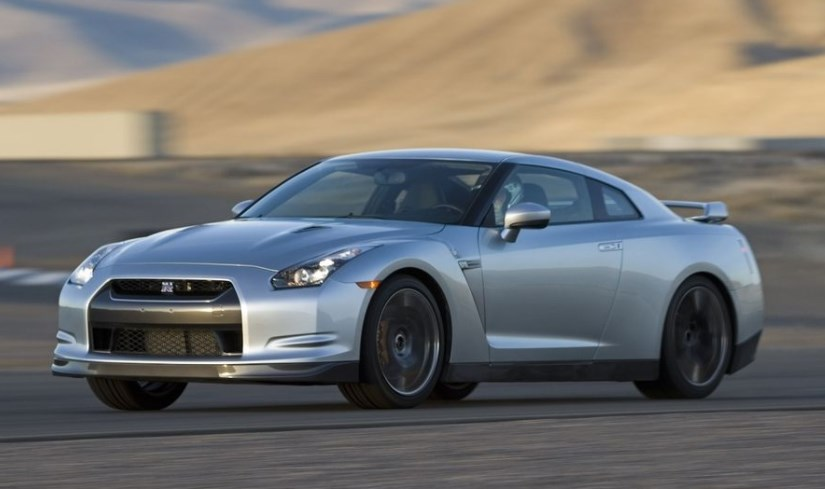 2009 Nissan GT-R Owners Manual
