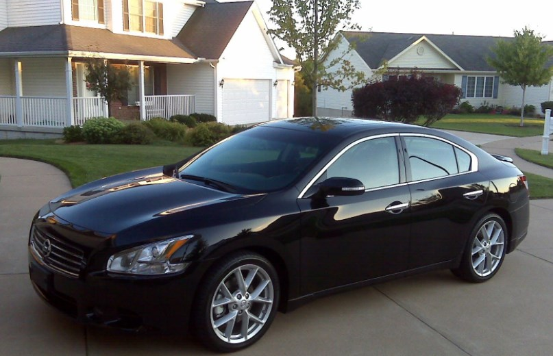2009 Nissan Maxima Owners Manual