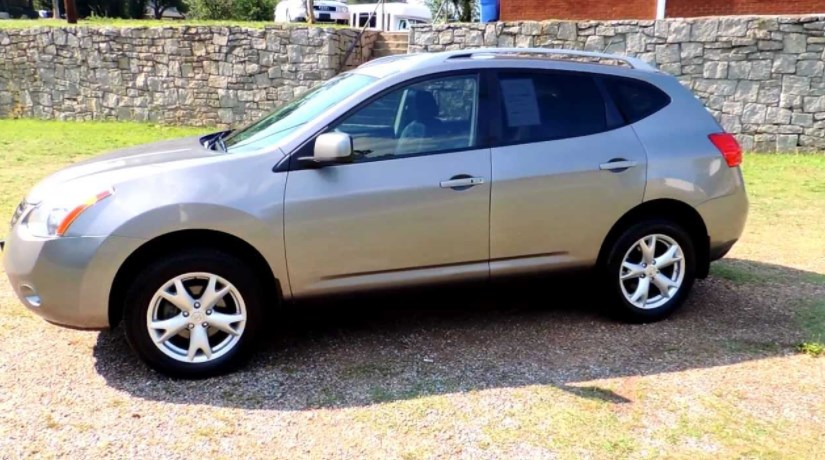 2009 Nissan Rogue Owners Manual