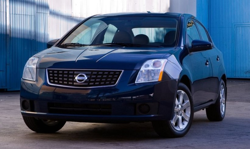 2009 Nissan Sentra Owners Manual