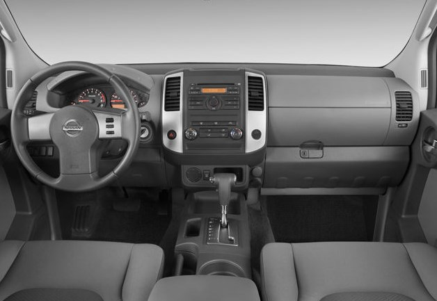 2009 Nissan Xterra Interior HD Wallpaper