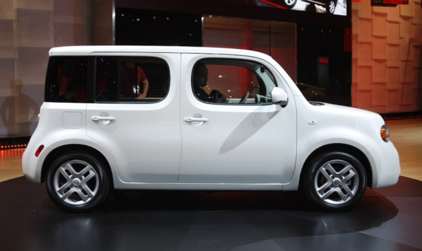 2010 Nissan Cube Owners Manual