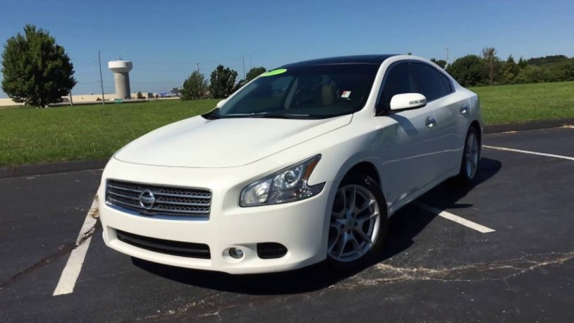 2010 Nissan Maxima Owners Manual Owners Manual Usa