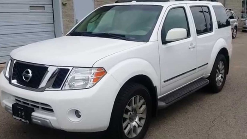 2010 Nissan Pathfinder Owners Manual