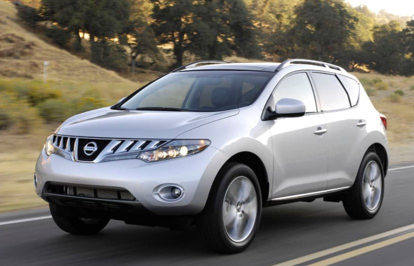 2010 Nissan Rogue Owners Manual