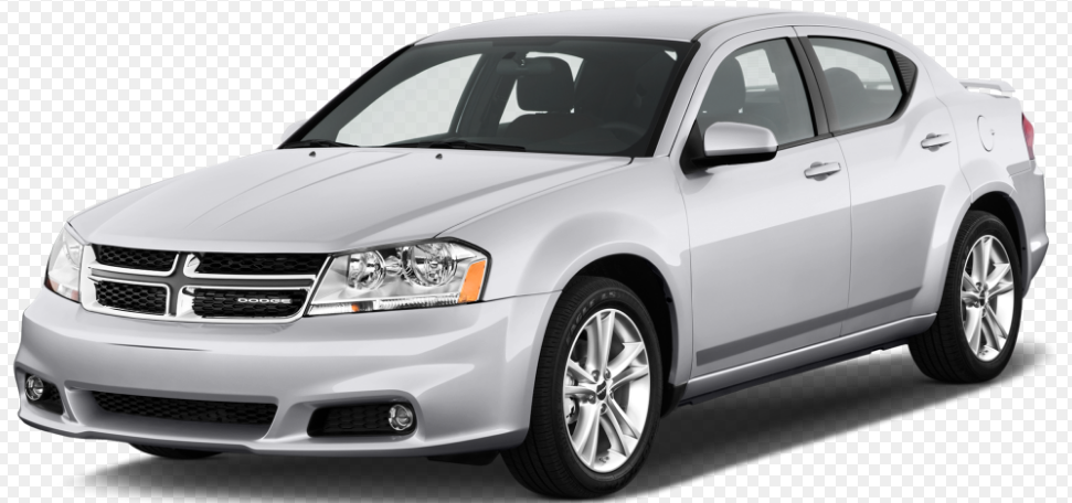 2012 Dodge Avenger Owners Manual
