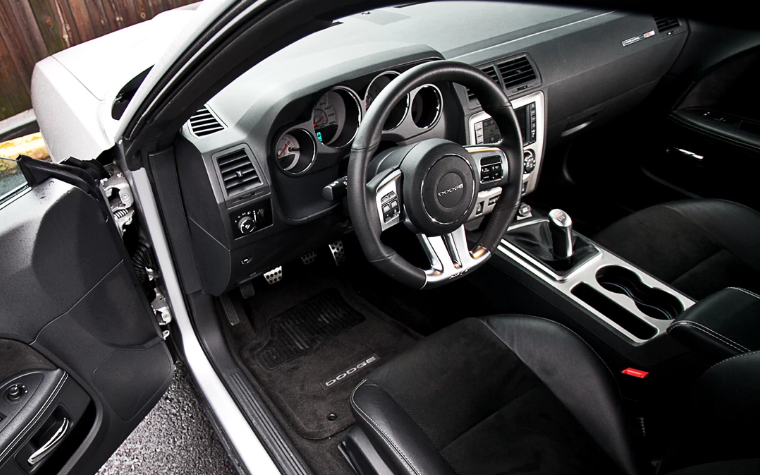 2012 Dodge Challenger Interior and Redesign