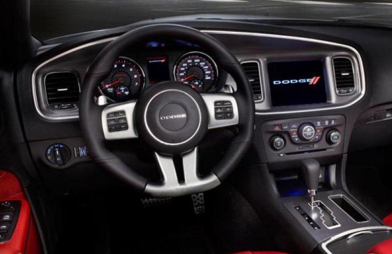2012 Dodge Charger Interior and Redesign
