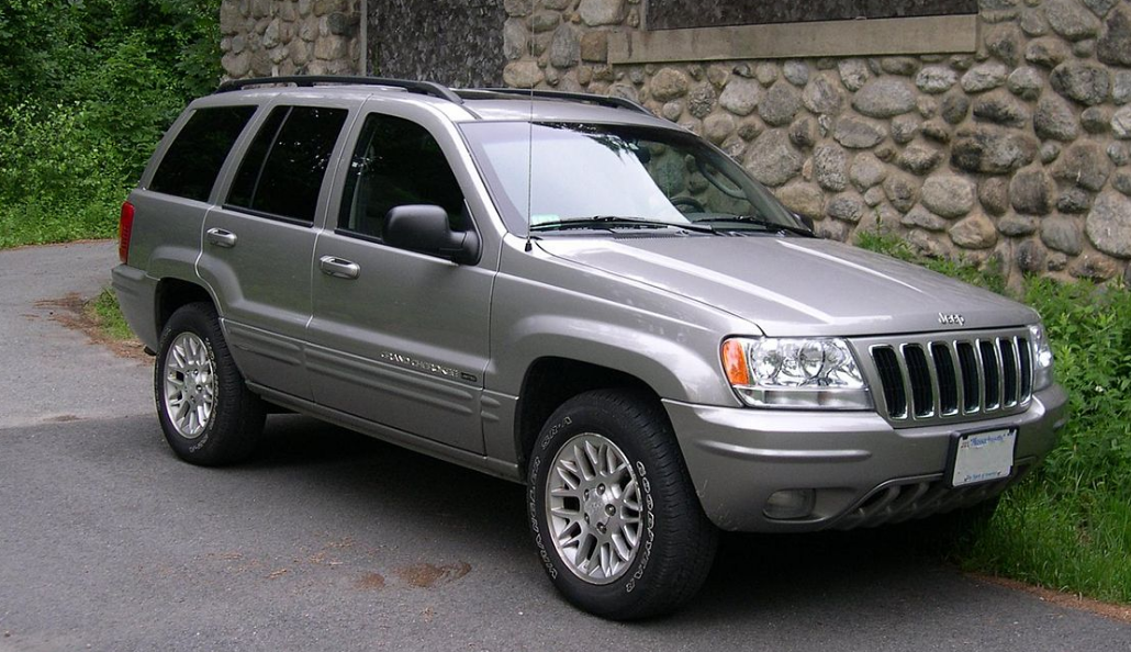 2004 Jeep Grand Cherokee Owners Manual