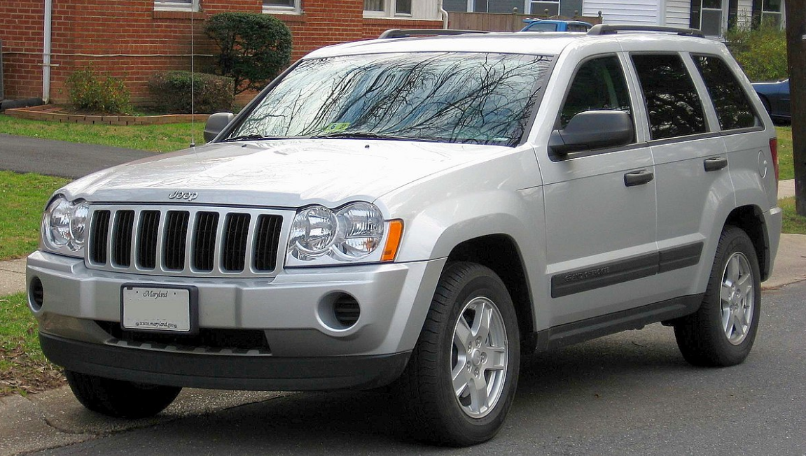 2005 Jeep Grand Cherokee Owners Manual