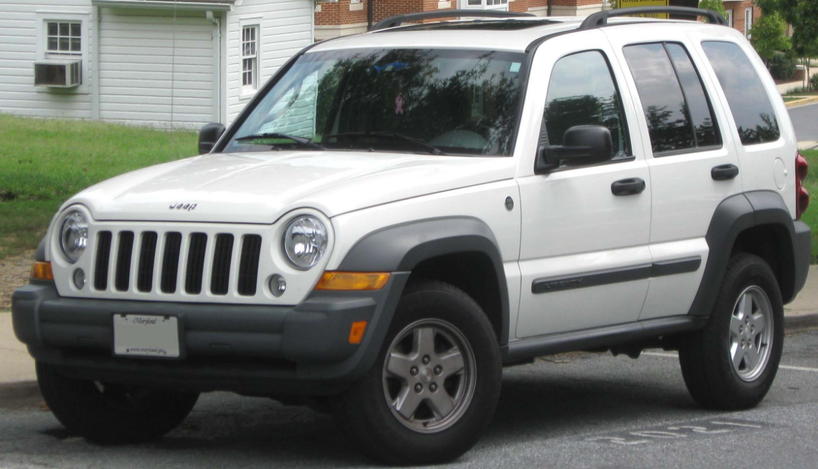 2005 Jeep Liberty Owners Manual