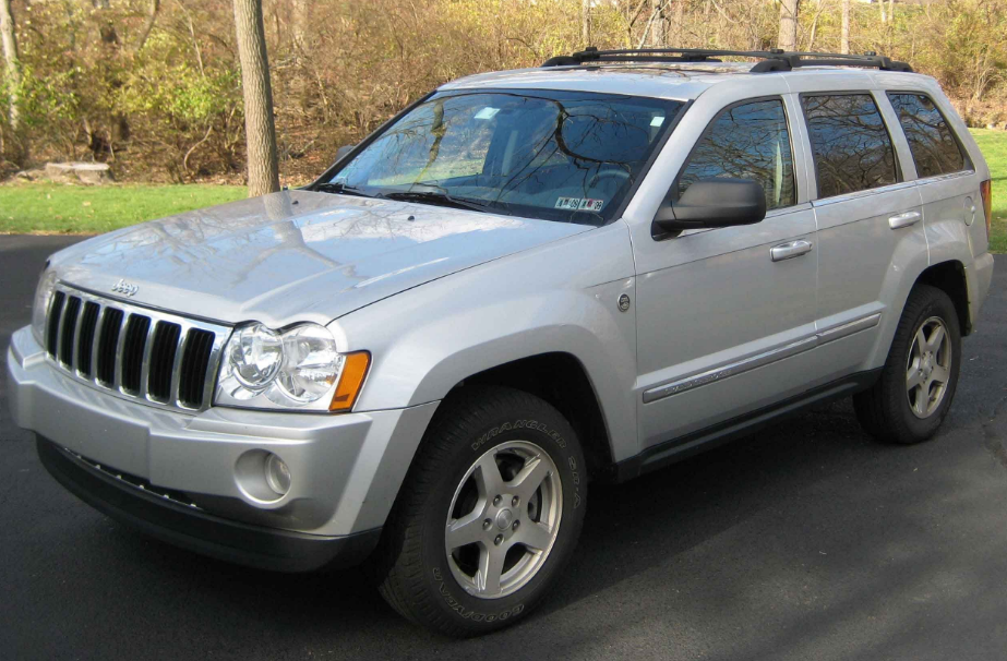 2006 Jeep Grand Cherokee Owners Manual