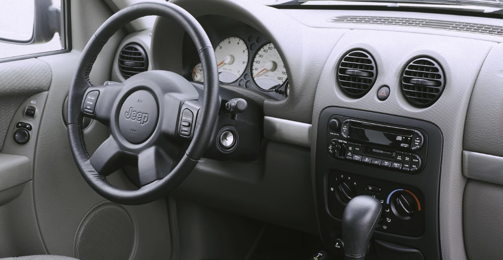 2006 Jeep Liberty Interior and Redesign