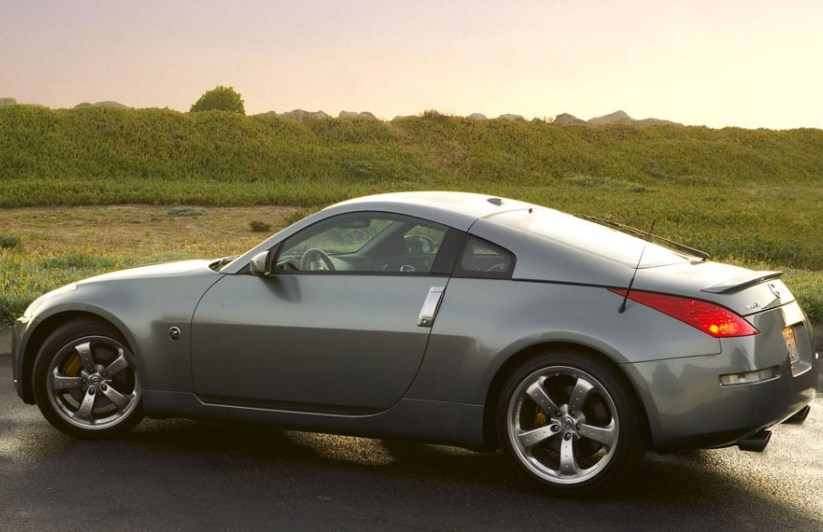 2006 Nissan 350Z Owners Manual