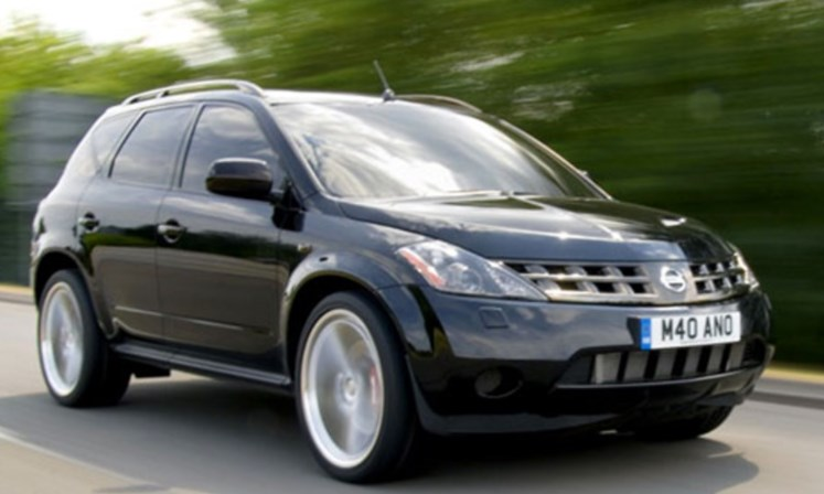 2006 Nissan Murano Owners Manual