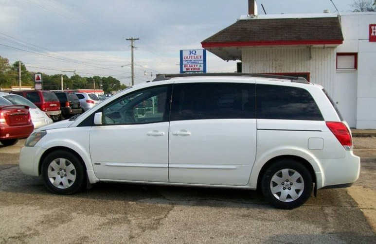 2006 Nissan Quest Owners Manual