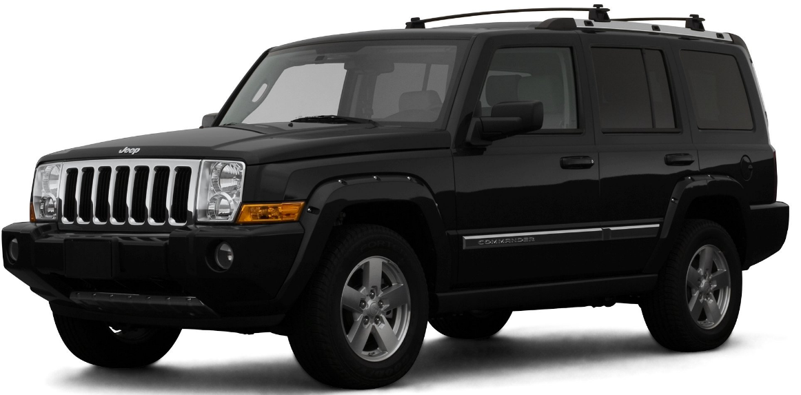 2007 Jeep Commander Owners Manual