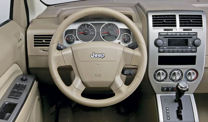 2007 Jeep Compass Interior and Redesign