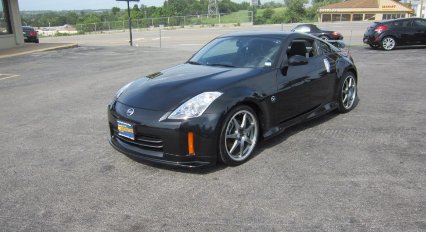 2007 Nissan 350Z Owners Manual