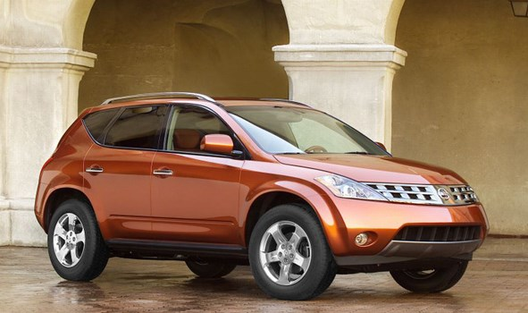 2007 Nissan Murano Owners Manual