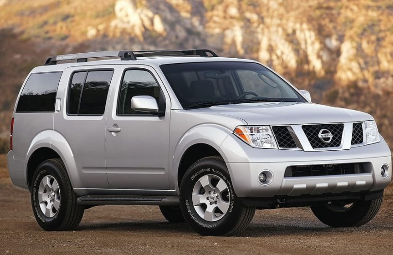 2007 Nissan Pathfinder Owners Manual