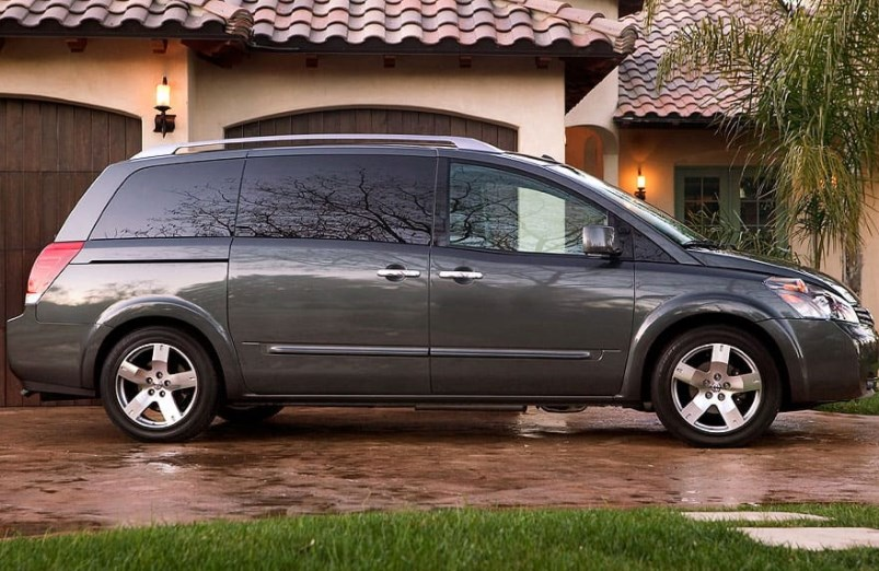2007 Nissan Quest Owners Manual