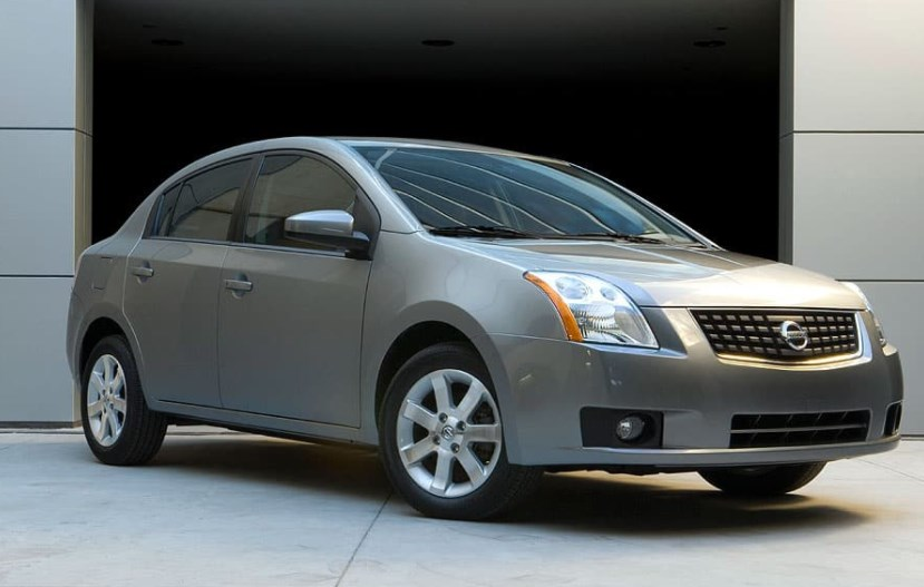 2007 Nissan Sentra Owners Manual