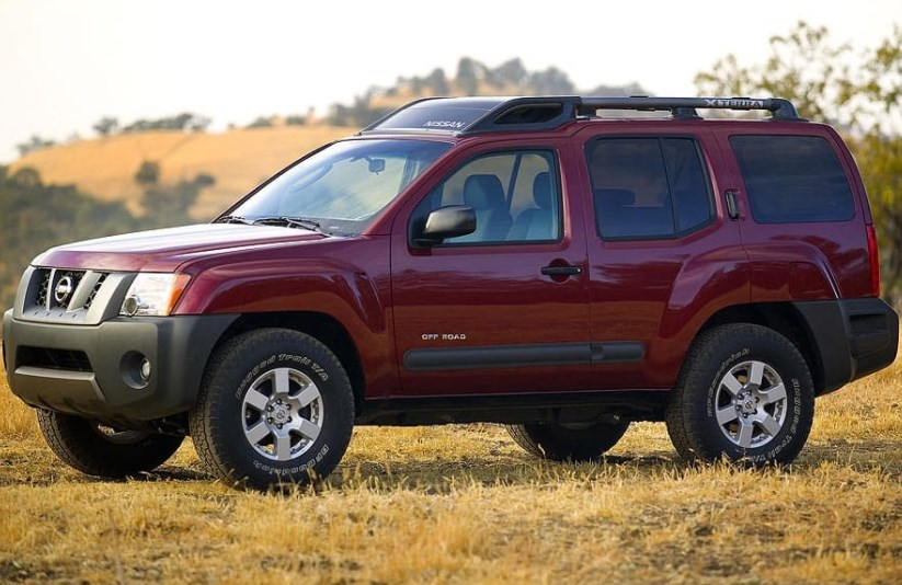 2007 Nissan Xterra Owners Manual