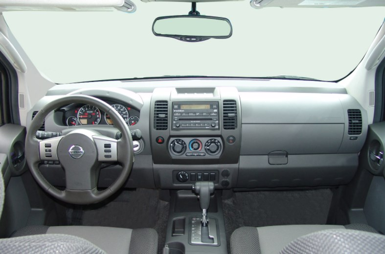 2007 Nissan Xterra Interior HD Wallpaper