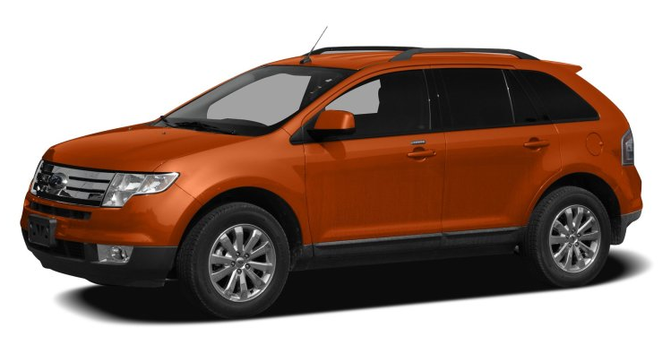2008 Ford Edge Owners Manual