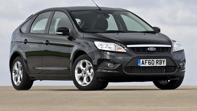 2008 Ford Focus Owners Manual