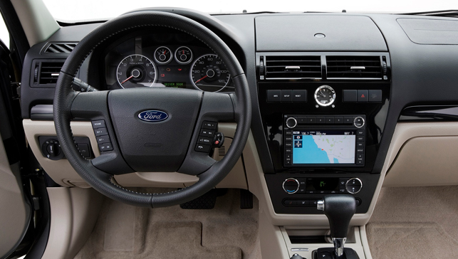 2008 Ford Fusion Interior and Redesign