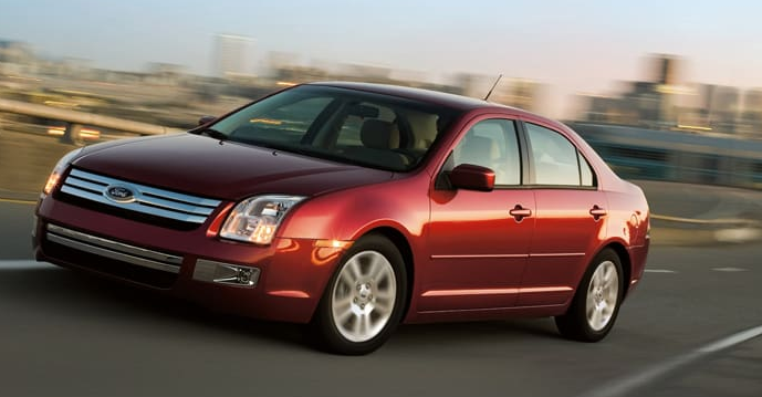 2008 Ford Fusion Owners Manual