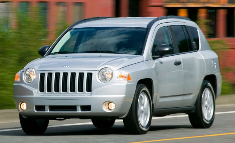 2008 Jeep Compass Owners Manual