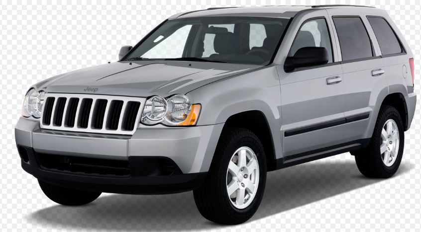 2008 Jeep Grand Cherokee Owners Manual
