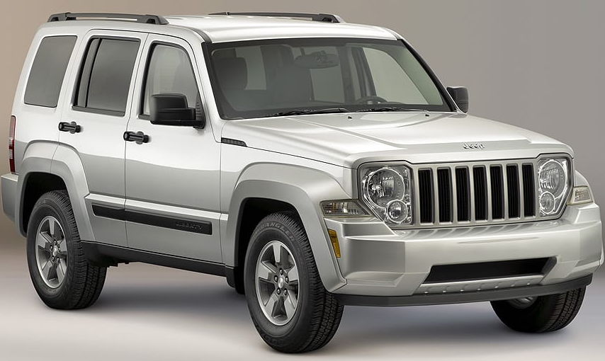 2008 Jeep Liberty Owners Manual