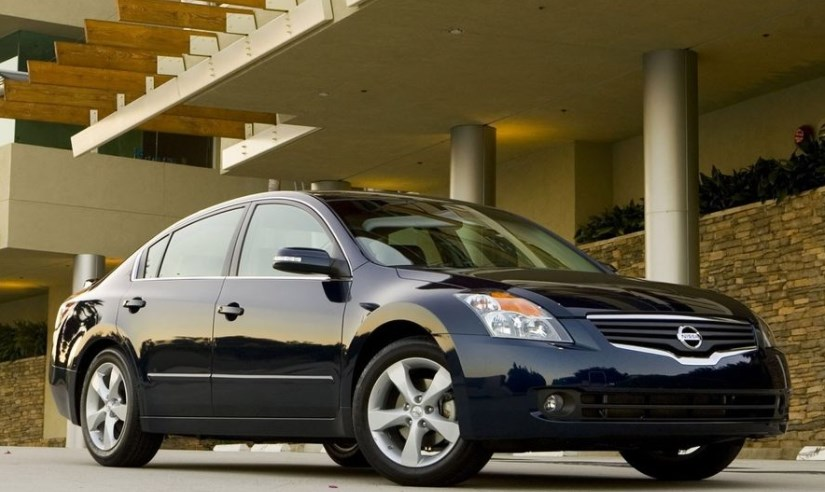 2008 Nissan Altima Owners Manual