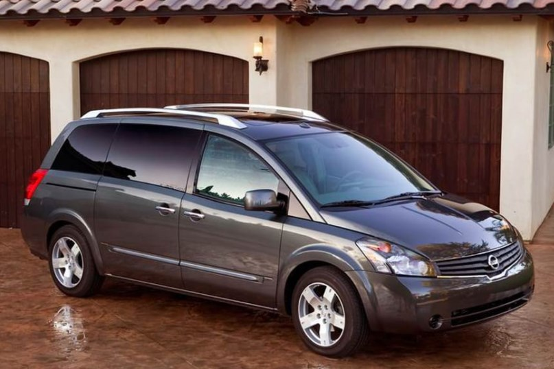 2008 Nissan Quest Owners Manual