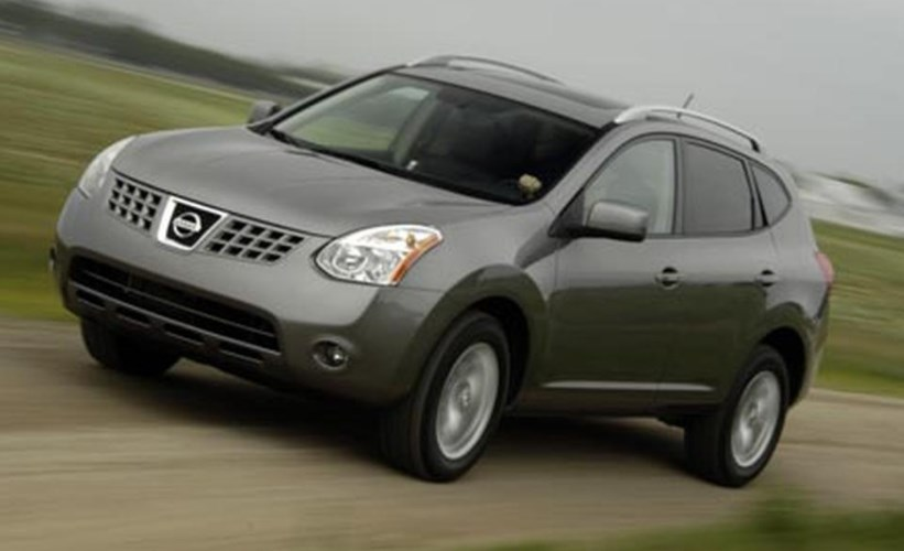2008 Nissan Rogue Owners Manual