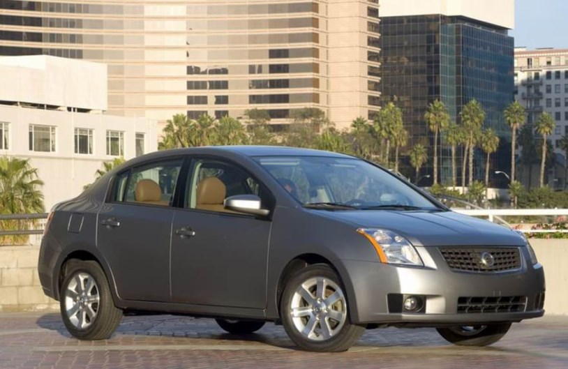 2008 Nissan Sentra Owners Manual