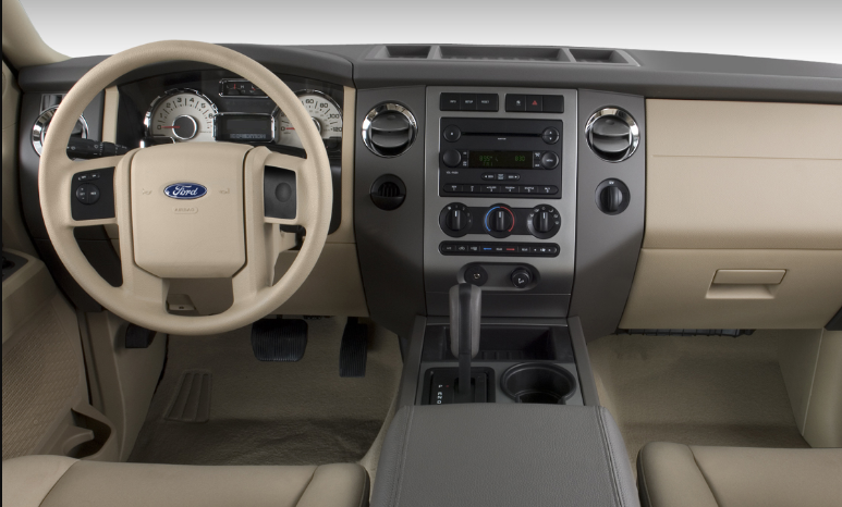 2009 Ford Expedition Interior and Redesign