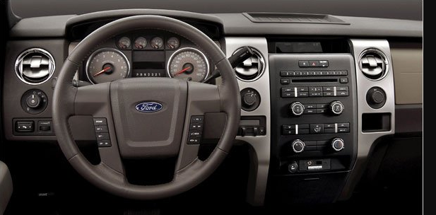 2009 Ford F-150 Interior and Redesign
