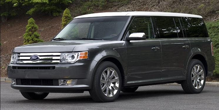2009 Ford Flex Owners Manual