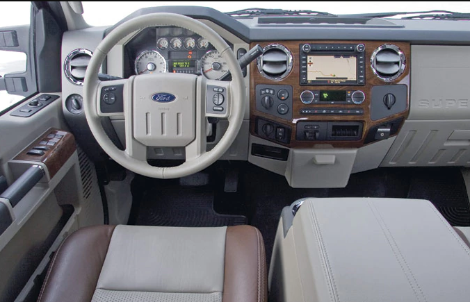 2009 Ford Super Duty Interior and Redesign