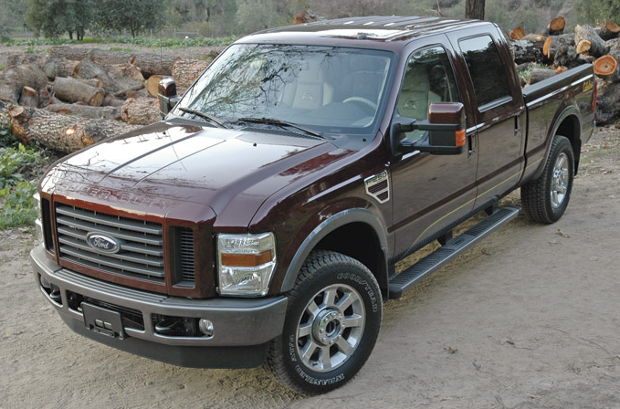 2009 Ford Super Duty Owners Manual