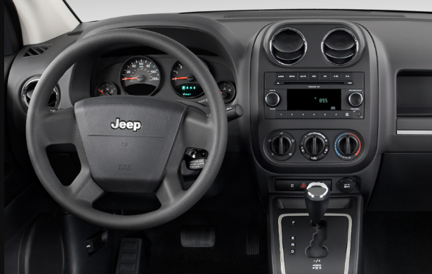 2009 Jeep Compass Interior and Redesign