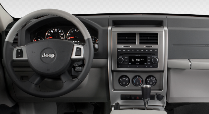 2009 Jeep Liberty Interior and Redesign
