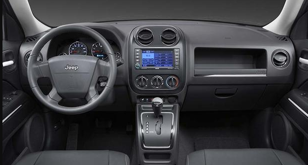 2009 Jeep Patriot Interior and Redesign
