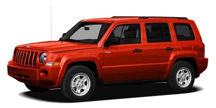 2009 Jeep Patriot Owners Manual